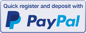 paypal deposits at wizardslots