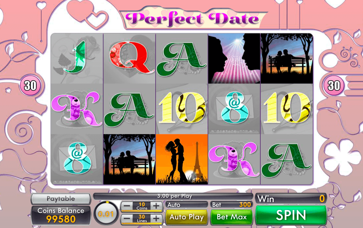 The Perfect Date Slot Online