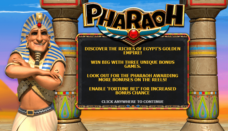Pharaoh Logo