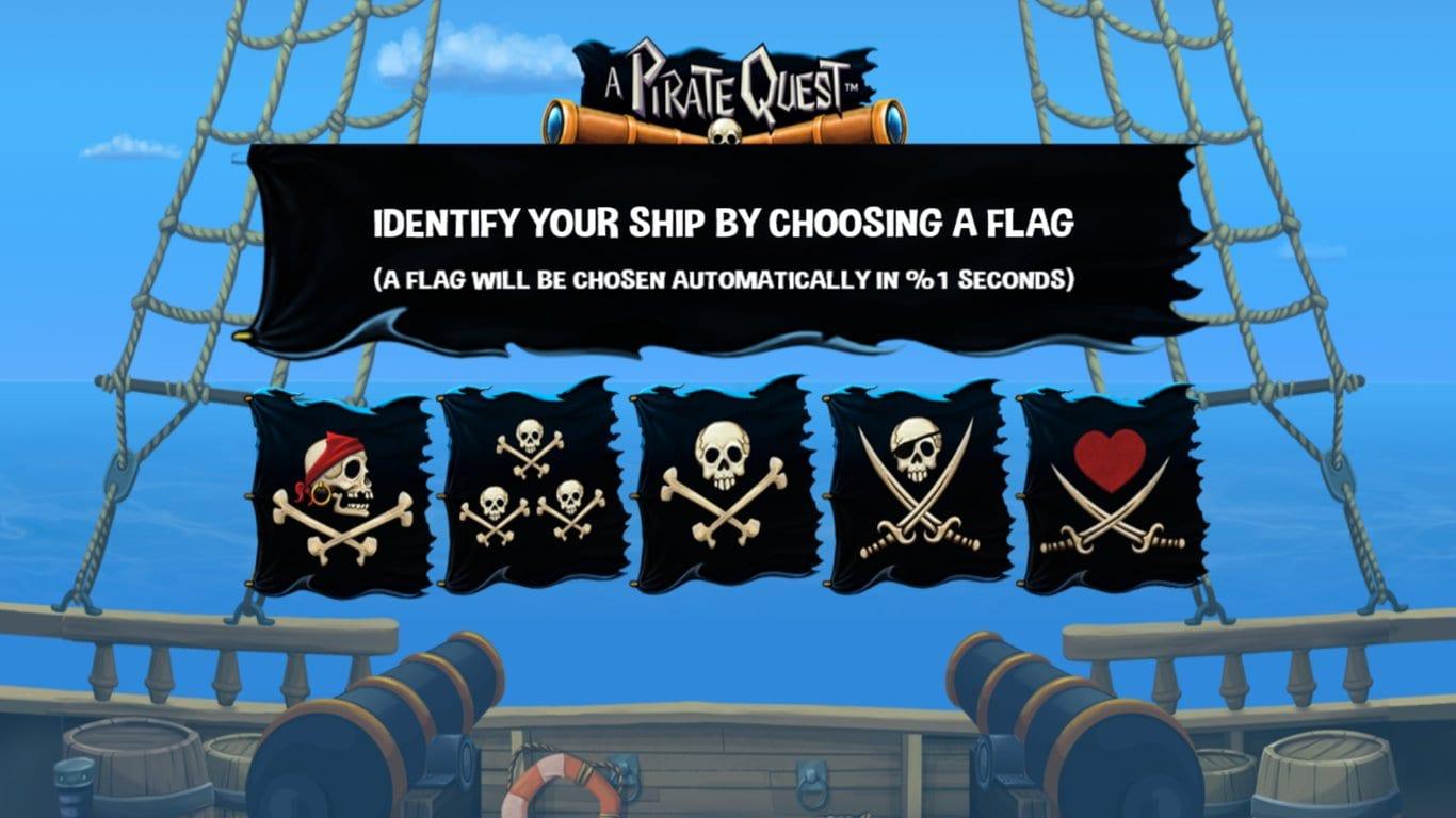 Pirate Quest Slots Bonus Features