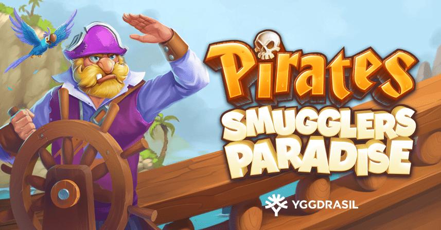 Pirates Smugglers Paradise Slot Wizard Slots