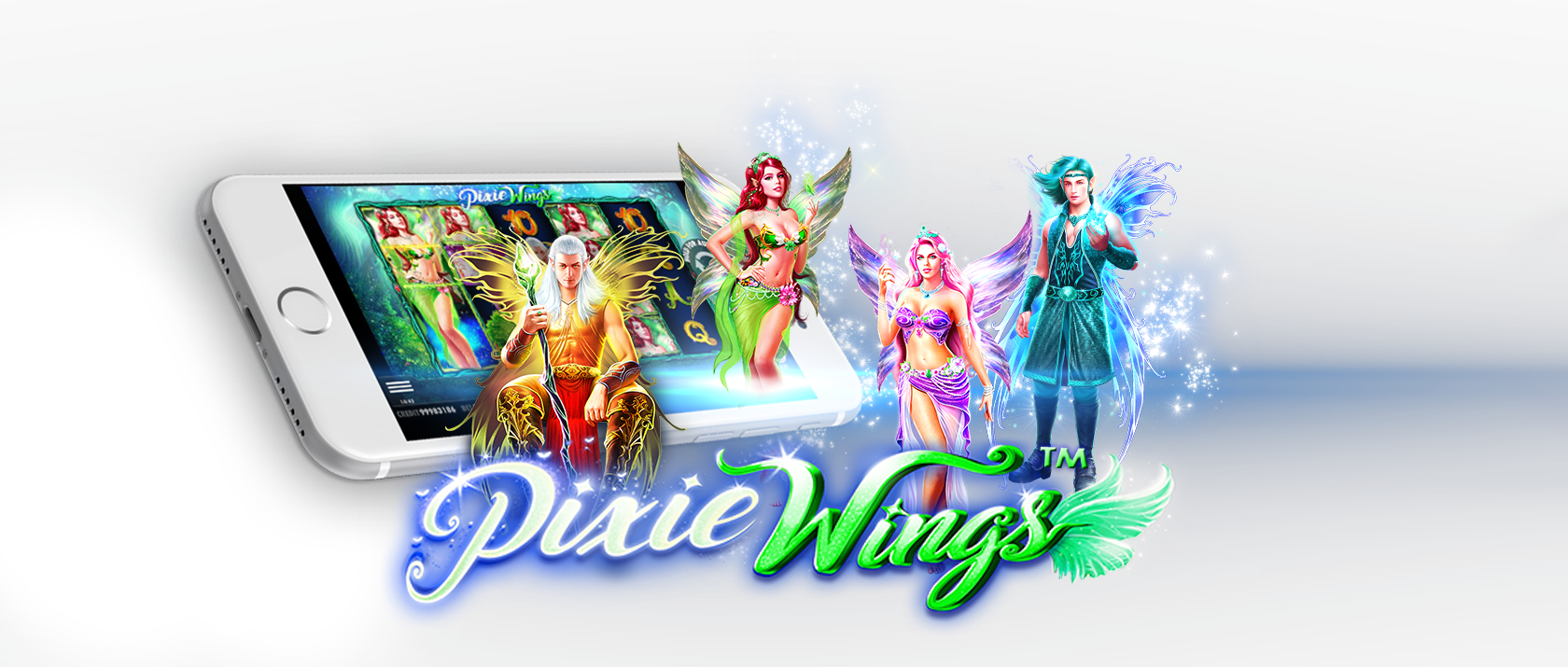 Play Pixie Wings Online Slots - Win 500 Spins - Wizard Slots