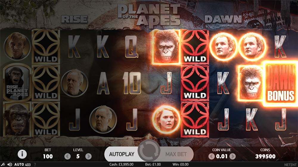 Planet of the Apes Wild image