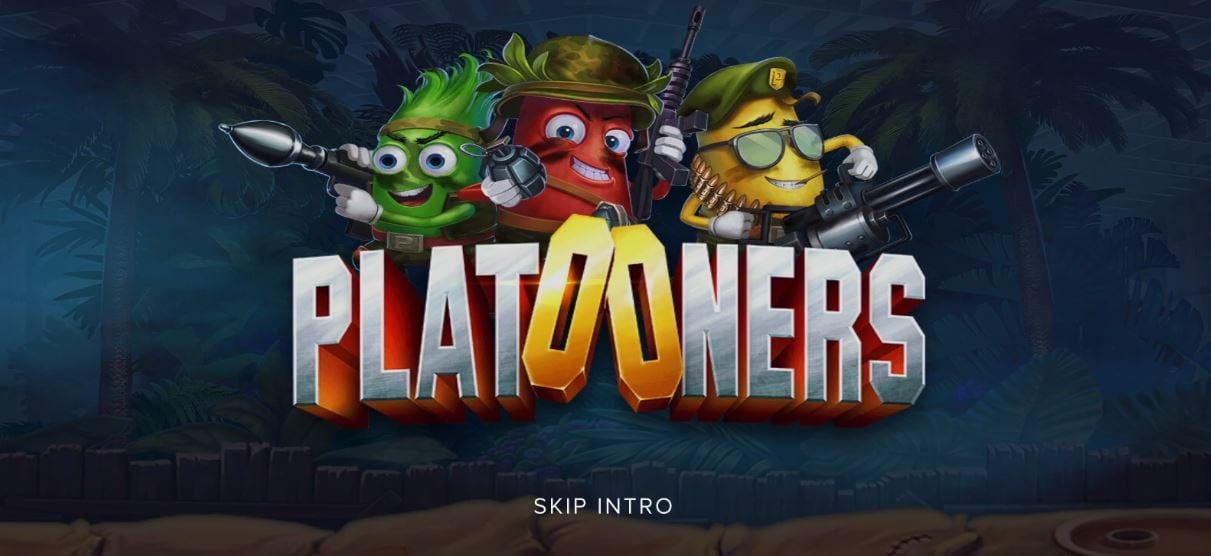 Platooners Logo