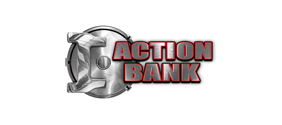 Action Bank vault slot