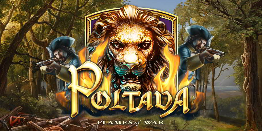 Poltava online slots game logo