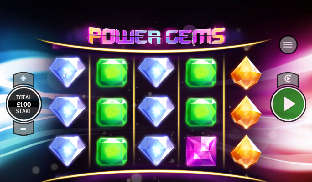 Power Gems Gameplay