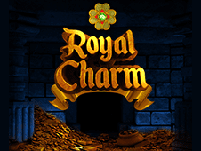 Royal Charm online slots game logo