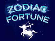 Zodiac Fortune online slots game logo