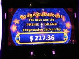 progressive jackpots