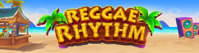 Reggae Rhythm Slot Logo Wizard Slots