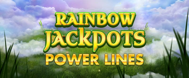 Rainbow Jackpots Power Lines Slot Wizard Slots
