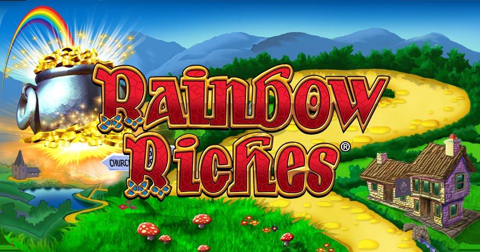Rainbow-riches Wizard-Slots