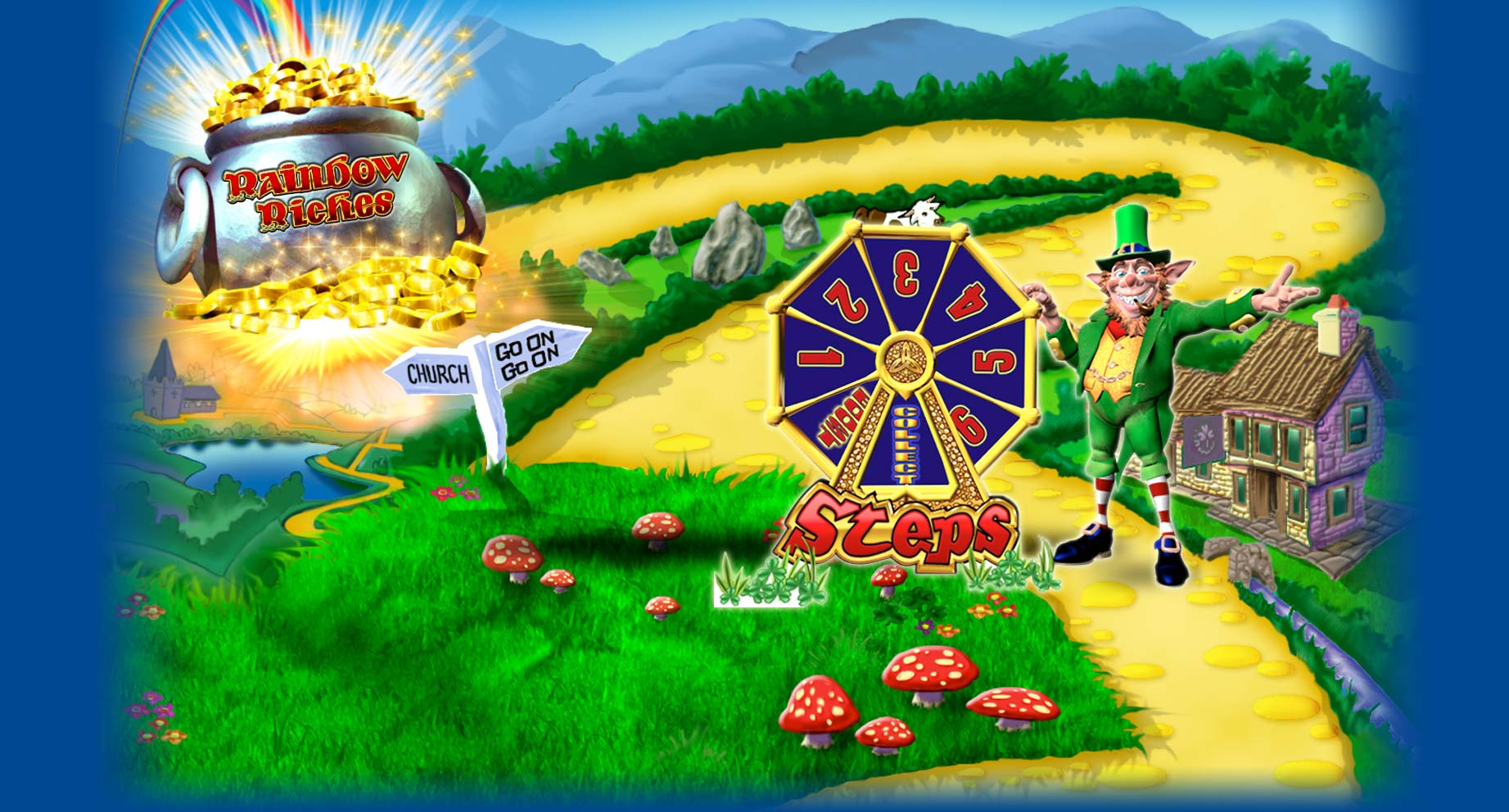 rainbow riches gameplay 2