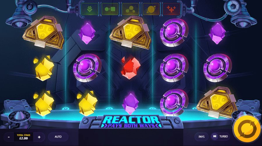 Reactor Gameplay