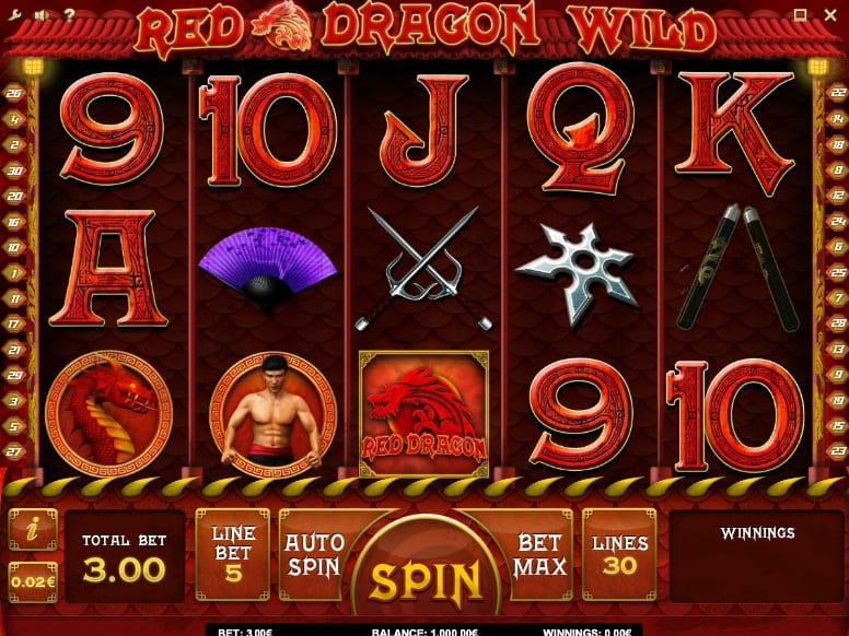Red Dragon gameplay 2