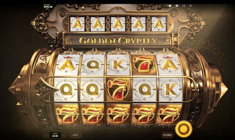 Golden Cryptex Online Slots