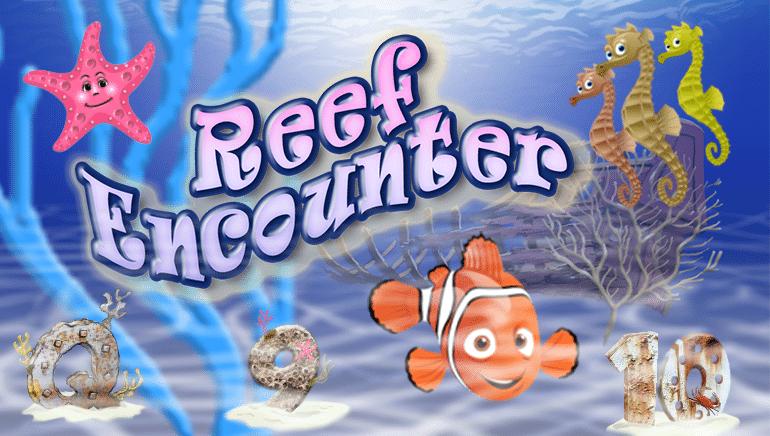 Reef Encounter Slot Wizard Slots