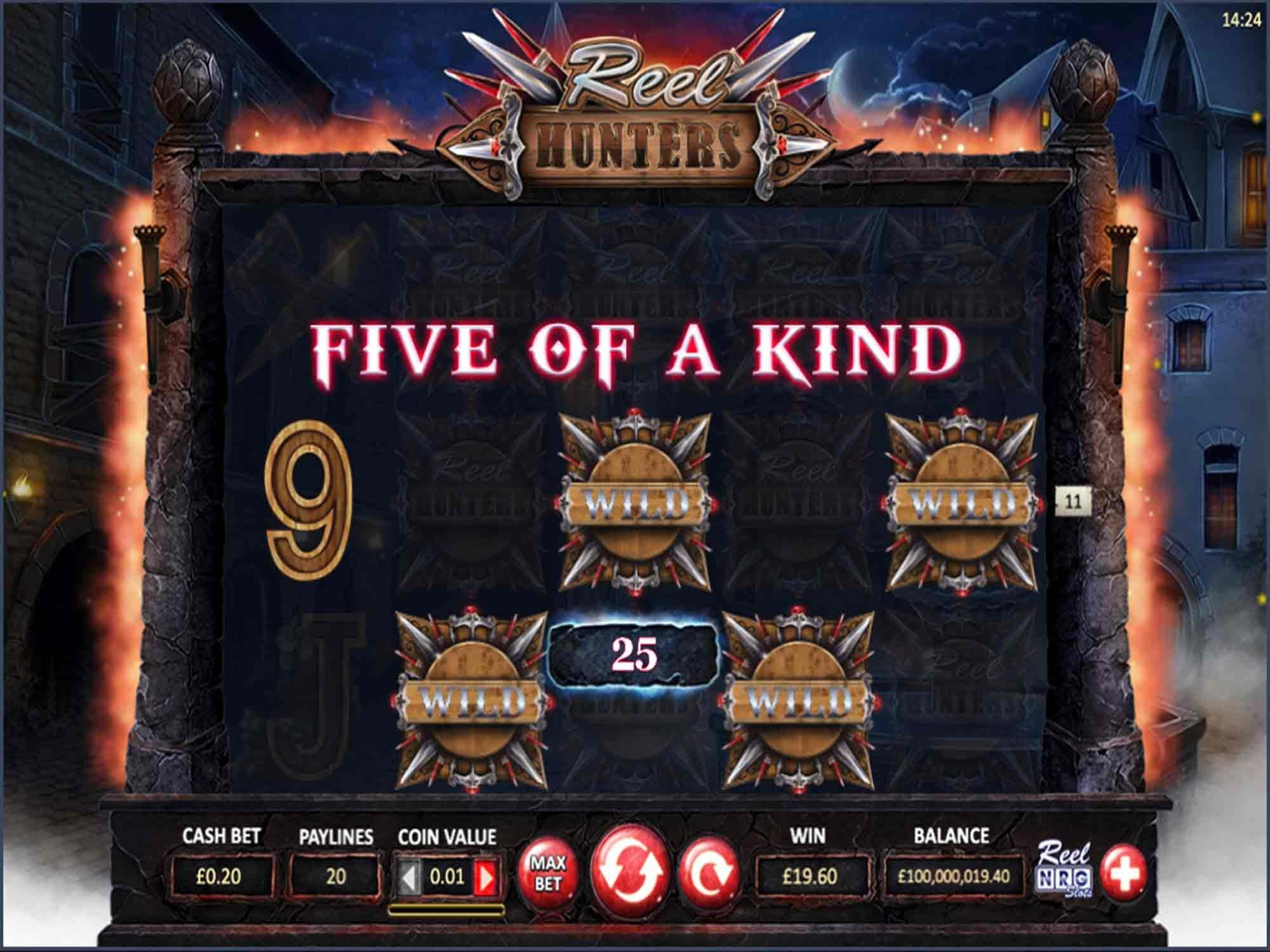 Reel Hunter Slot Online