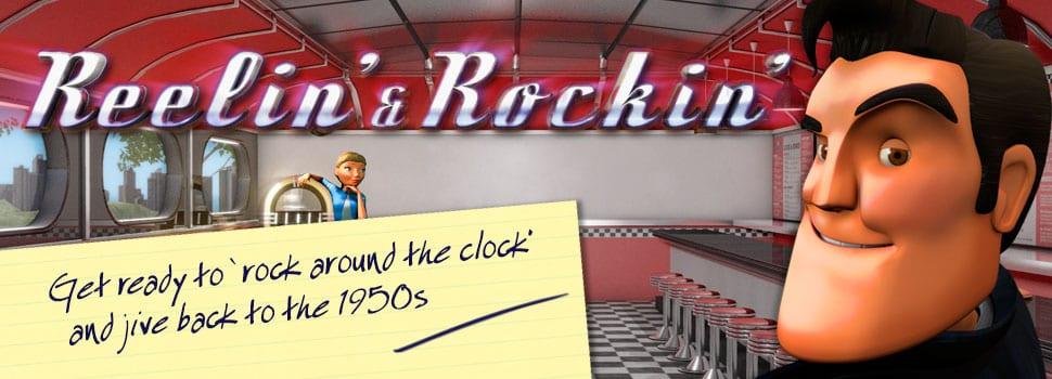 Reelin' & Rockin' Slot Wizard Slots