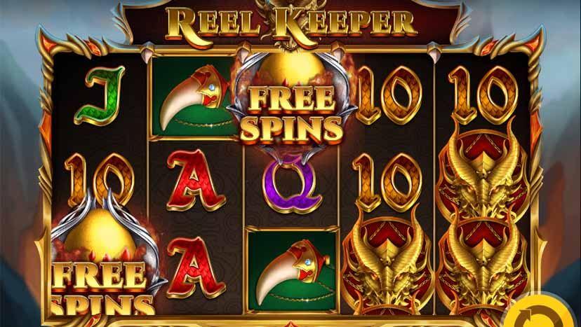 Reel Keeper Free Slots