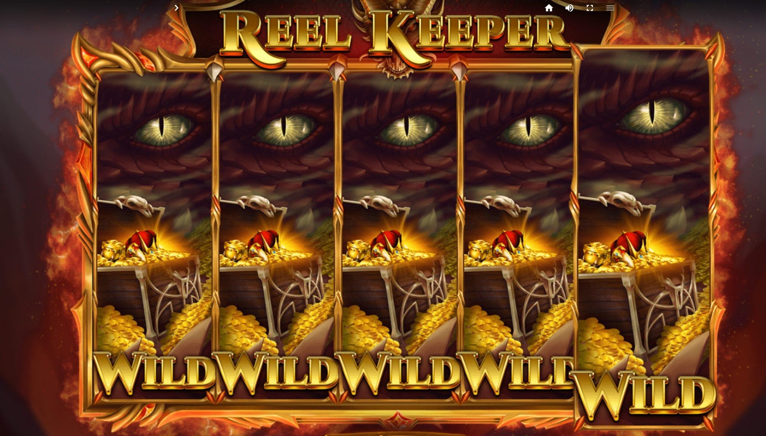 Reel Keeper Slots Wild