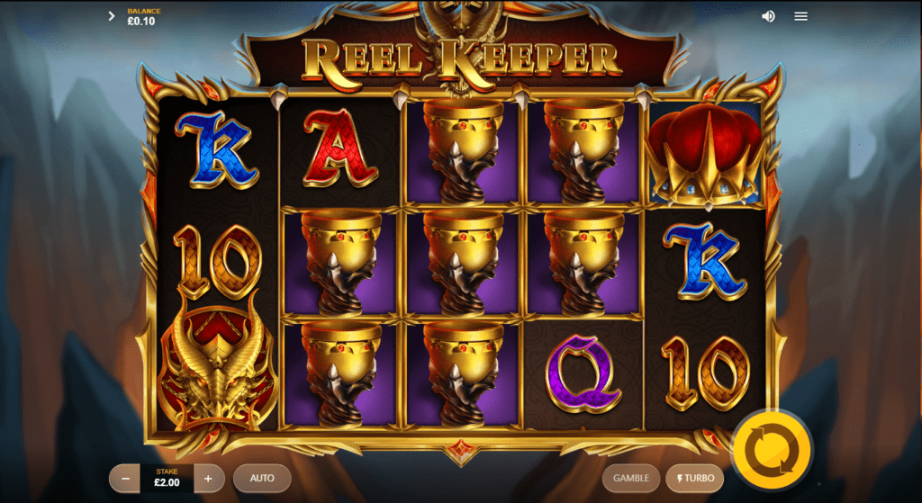 Reel Keeper Slot Game