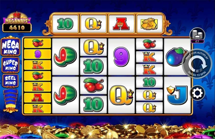 Reel King MegaWays Slot Game