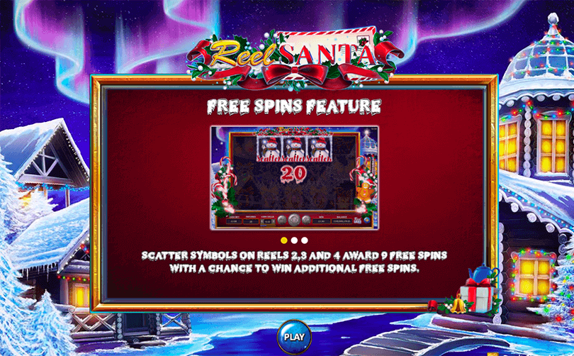 Reel Santa Free Spins Slots