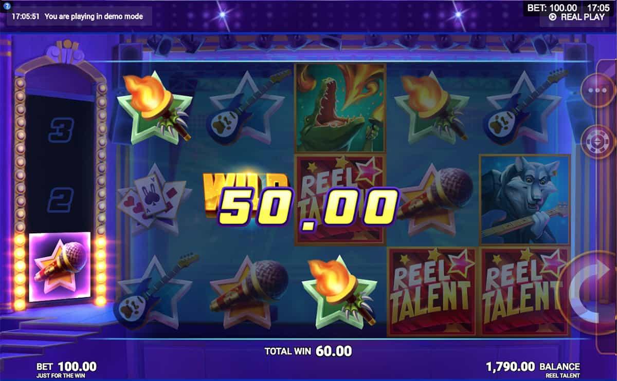 Reel Talent Slot Wizard Slots