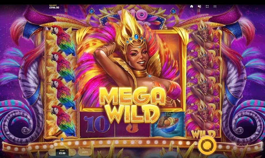 Rio Stars Mega Wild
