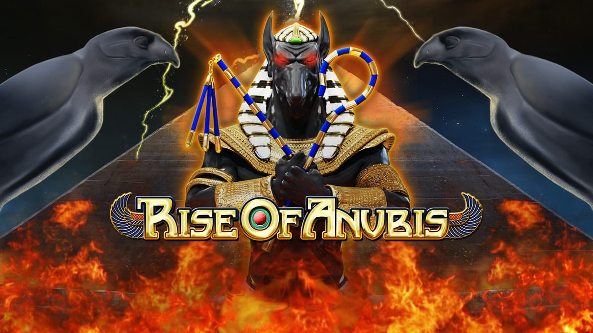 Rise of Anubis Slot Wizard Slots