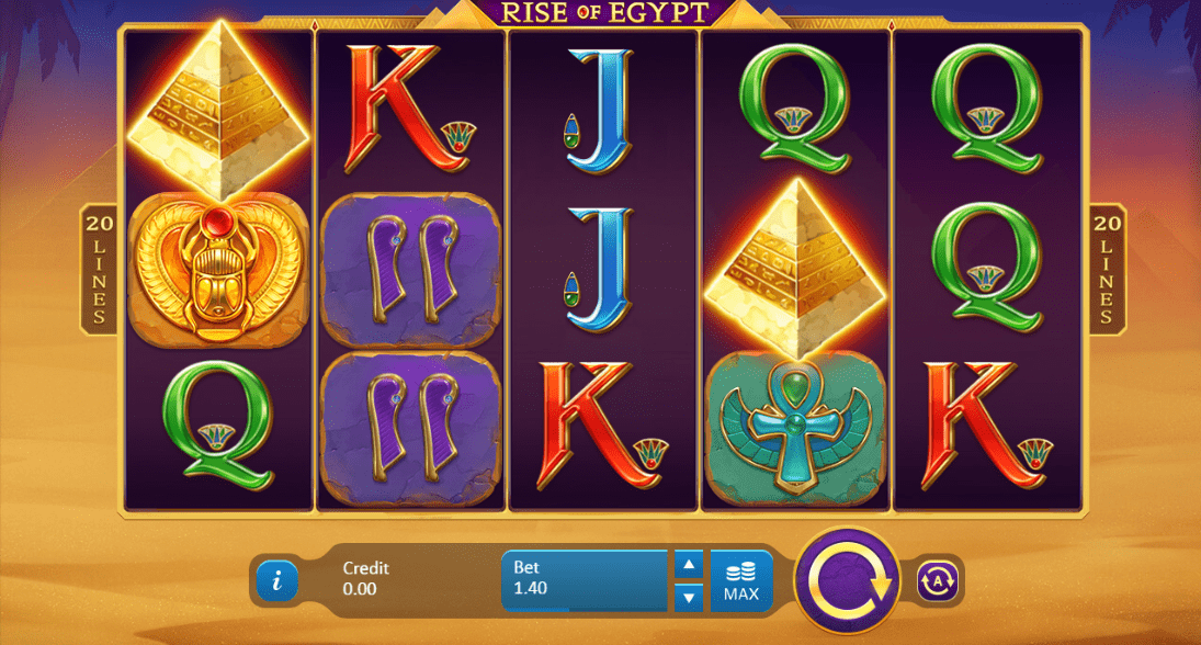 Spiele Rise Of Egypt - Video Slots Online