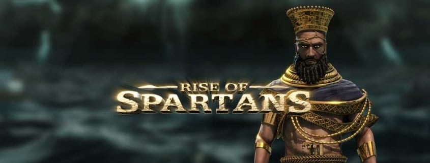 Rise of Spartans Slot Wizard Slots