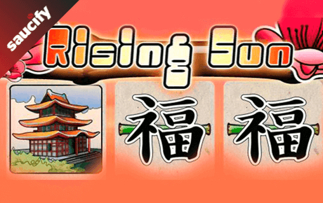 Rising Sun Slot Logo Wizard Slots