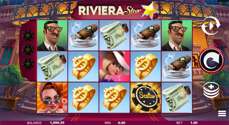 Riviera Star Online Casino Slot