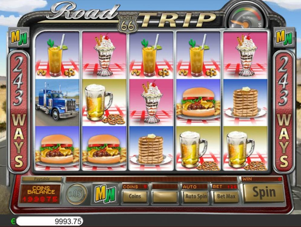 Road Trip Max Ways Free Slots