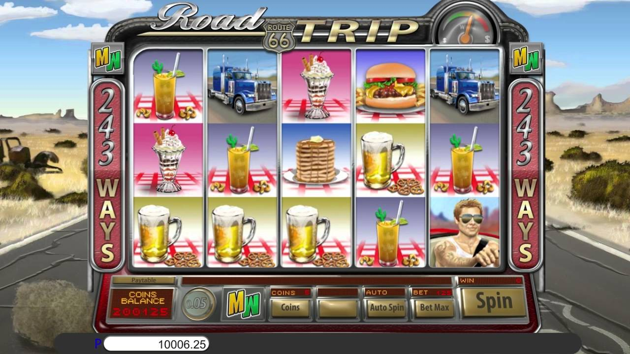Road Trip Max Ways Slot Game