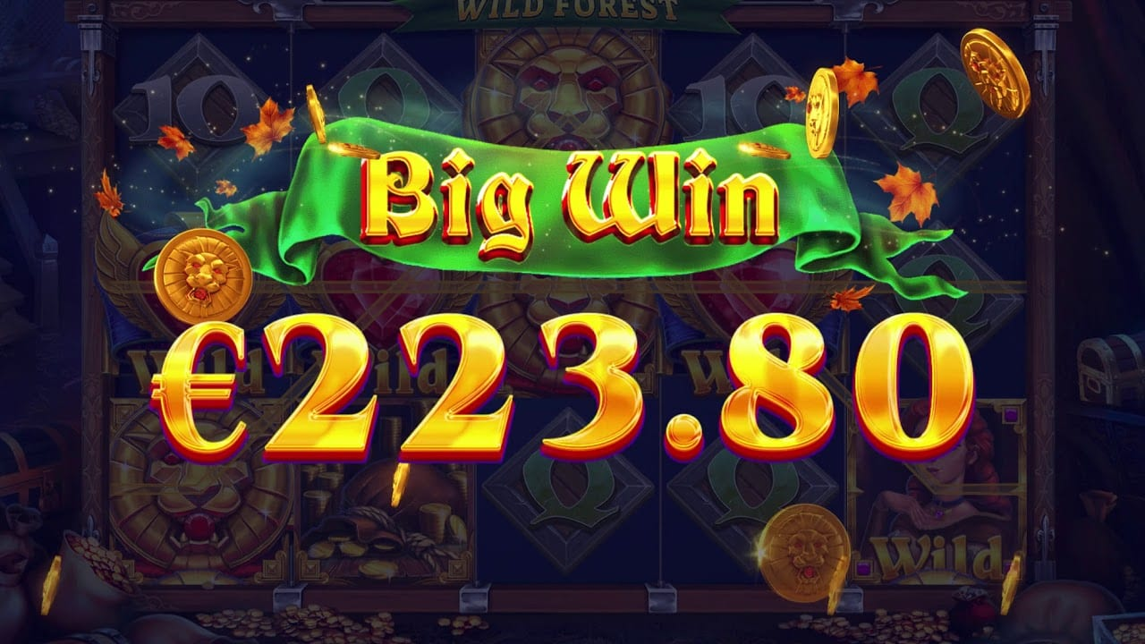 Robin Hood's Wild Forest Free Slots