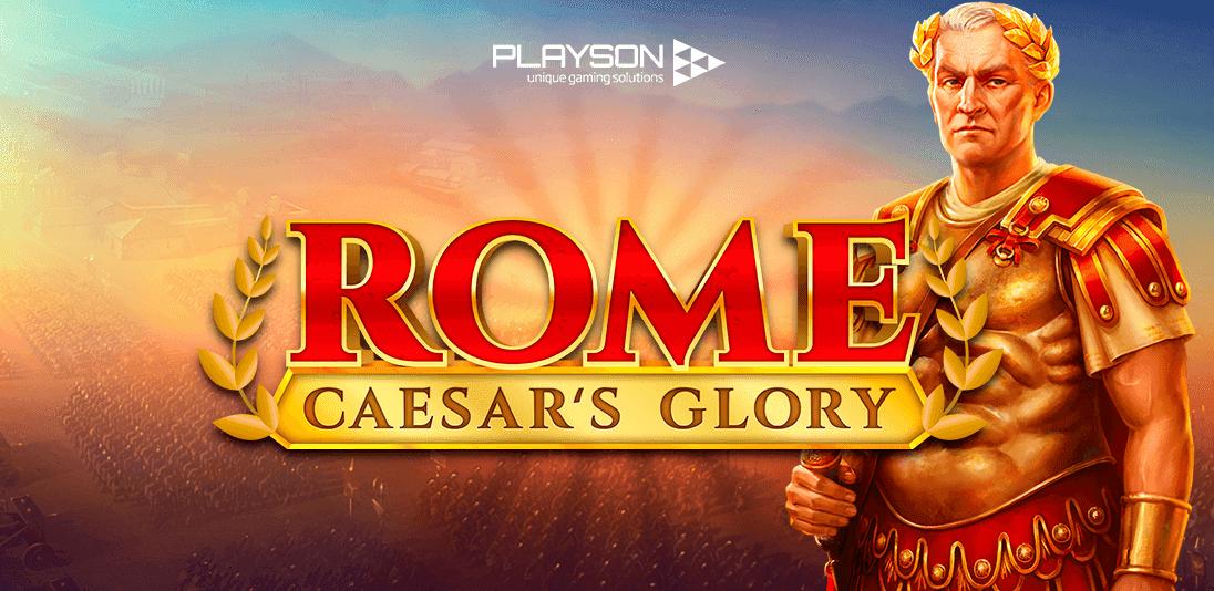 Rome: Caesar's Glory Online Slots Wizard Slots