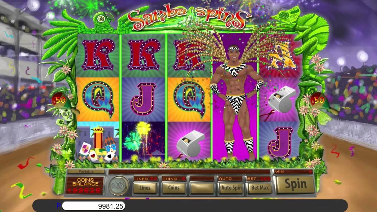 Play Samba Spins Free Slots