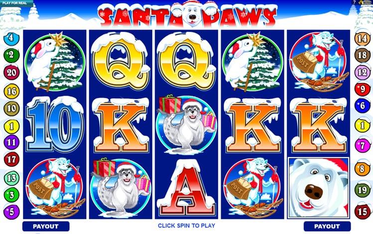 Santa Paws Gameplay