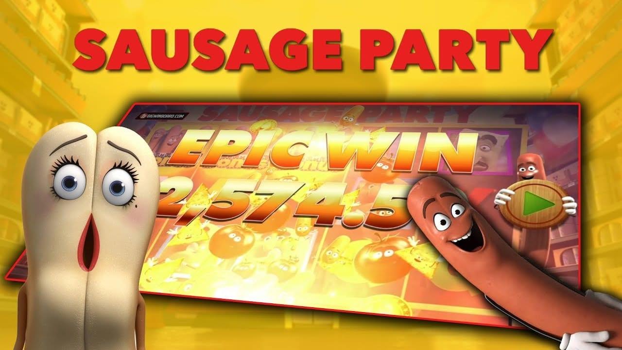 Sausage Party Slot Wizard Slots