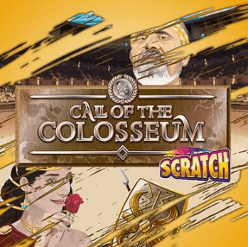 Scratch: Call of the Colosseum logo