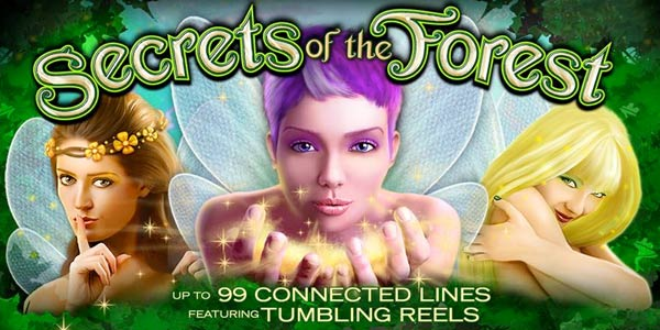 Secrets Of The Forest Logo
