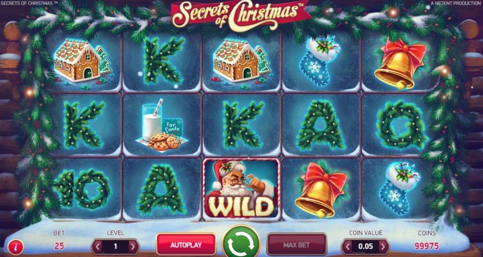 Spiele Secrets Of Christmas - Video Slots Online