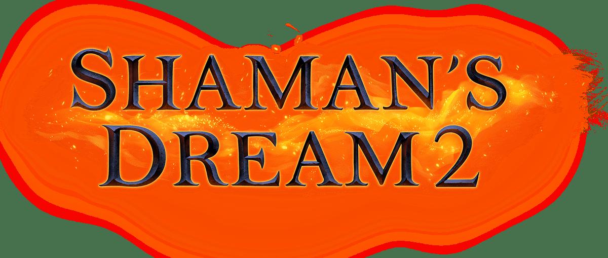 Shaman's Dream 2 Slot Logo Wizard Slots