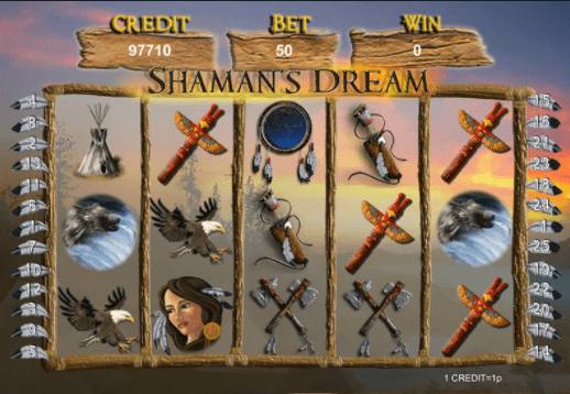 Shamans Dream Gameplay