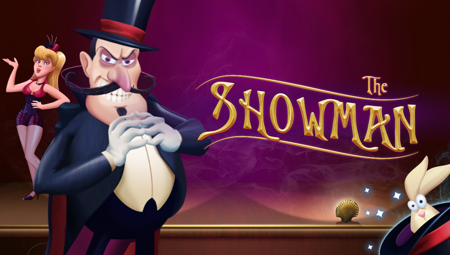 The Showman Logo
