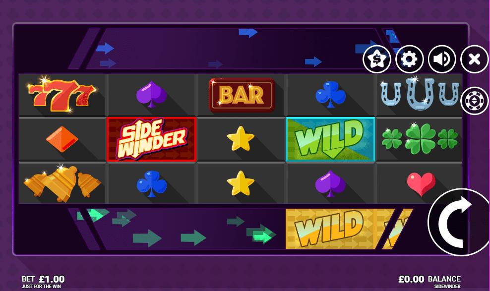 Sidewinder Gameplay